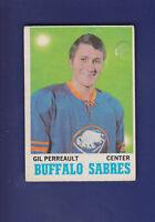 Gilbert Perreault RC 1970-71 O-PEE-CHEE Hockey #131 (VG) Buffalo Sabres