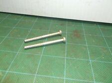 660369004 (2) Screws (#8-18 X 47 mm) Only Off A Ridgid R2611 Random Orbit Sander