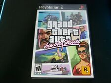 Grand Theft Auto: Vice City Stories (Sony PlayStation 2 Ps2)