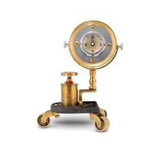 Gizmo Table Clock Steampunk Perfect Desk or Office Gift