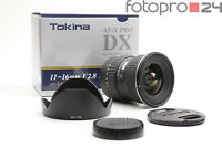 Canon Tokina 11-16 mm 2.8 AT-X PRO + TOP (216806)