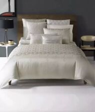 NWT! Hotel Collection Crystalle Champagne Full/Queen Comforter -Duvet Cover $310