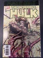Incredible Hulk #92 VF/NM (1st Planet Hulk).
