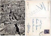Cartolina di Lucera, panorama aereo - Foggia