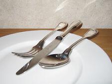SAINT HILAIRE *NEW* FILETS Set 3 couverts Cutlery SAINT-HILAIRE