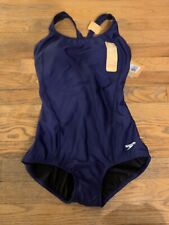 Speedo Swimsuit Women Powerflex Size 10 NEW