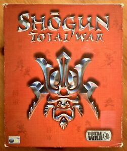 * PC CD-ROM* SHOGUN TOTAL WAR  MANUAL ONLY