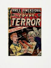 THREE DIMENSIONAL TALES FROM THE CRYPT OF TERROR 1954  EC COMICS 3D #2