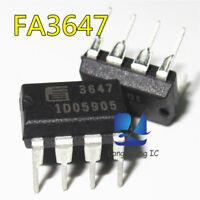 5PCS FA3647 PWM control IC
