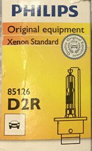 Philips Xenon Vision D2R Xenon HID Car Auto Headlamp Light Bulb 85126VIC1