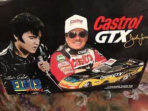 John Force Elvis Presley Castrol GTX Mustang Funny Car