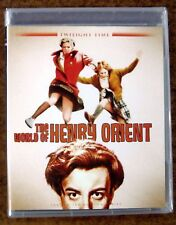 THE WORLD OF HENRY ORIENT NEW SEALE TWILIGHT TIME 3000 LIMITED EDITION  BLU-RAY