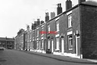 PHOTO  1979 BULWER STREET ROCHDALE LANCASHIRE TAKEN FROM THE JUNCTION WITH CORBE