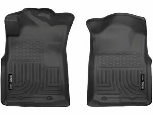 For 2005-2015 Toyota Tacoma Floor Mat Set Front and Rear Husky 14896DZ 2011 2013