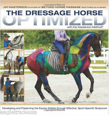 Dressage Horse Optimized by Jim Masterson - BOOK (Hardcover)