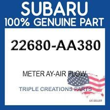 22680-AA380 OEM GENUINE SUBARU METER AY-AIR FLOW 22680AA380