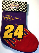 Jeff Gordon #24 NASCAR Christmas Stocking 2003 Winners Circle New With Tag