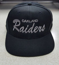 Oakland Raiders true vintage caps early 70's mint!!deadstock big time!!