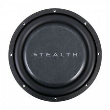 Soundstream STEALTH-124  700 Watt 12″ Shallow Mount Subwoofer