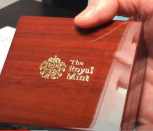 2020 Great Britain Britannia £25 Twenty Five Pound Platinum Proof Coin