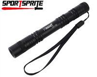 HUGSBY XP-12 R5 LED 250 Lumens 3V AA Pocket Portable Flashlight Torch Light