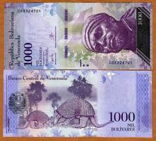Venezuela, 1000 Bolivares, 2017, P-New,  New design, denomination UNC