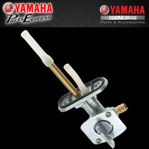 NEW 1990 - 2006 YAMAHA BANSHEE 350 YFZ350 OEM FUEL PETCOCK VALVE ASSEMBLY GAS