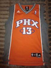 5ce568767 Steve Nash  13 Phoenix Suns adidas NBA Jersey Youth M 10-12 children