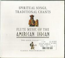 2 CD BOX Spiritual Songs Traditional American Indian /  Classic Performances