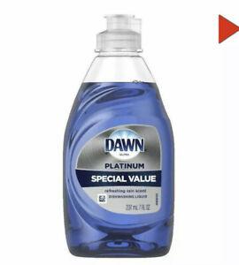 Dawn Ultra Dish Washing Liquid RAIN SCENT Kitchen Cleaner FREE Shipping 7oz 1 pk