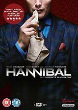 Hannibal - Season 1 [DVD] [2013] [DVD][Region 2]