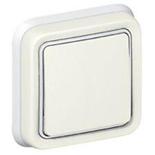 Legrand Va et Vient Plexo complet encastré blanc IP 55 Réf:69851