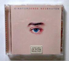 Einstürzende Neubauten - Ende Neu - 1996 ENHANCED LTD. ED. UK CD - BETON 504 CDX