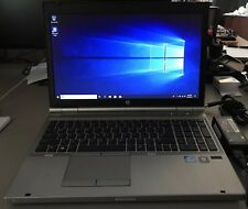 "HP 8570p Elitebook 15.6"" Intel Core i7 (i7-3520M) 2.9GHz 4GB RAM 750GB HDD"