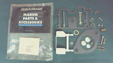 NOS OEM MERCURY 812954 CARBURETOR REPAIR KIT