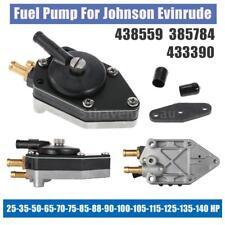 Fuel Pump 395712 385784 433390 For Johnson Evinrude 35-50-65-70-75-85-100HP O9V5