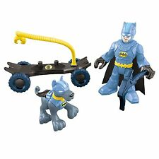 Fisher-Price Imaginext Dc Super Friends Mountain Batman and Ace Action . , New