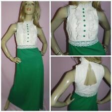 Lace Plus Size Maxi Vintage Dresses for Women