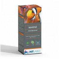 NT Labs Anti-Bacterial Aquarium Fish Tank Marine Treatment 100ml