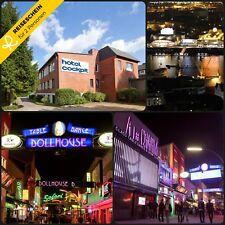 2 Tage 2P 3★ Hotel Hamburg St. Pauli Tour Kiezjungs Kurzurlaub Hotelgutschein