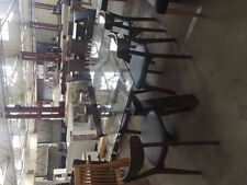 Glass Rectangular Contemporary Dining Furniture Sets