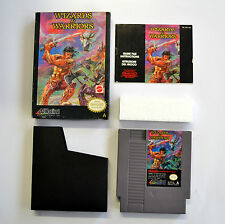 [ NES ] Wizards & Warriors PAL A ITA Usato Nintendo Scatolato con Manuale Mattel