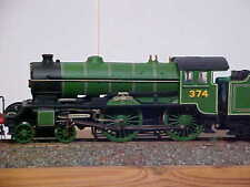 D J H  D49 class 4-4-0 in LNER fully lined out livey