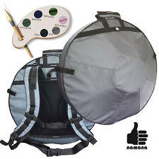 Handpan backpack ST-H01 Custom your size rigid padding no pockets bag case