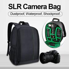 Impermeable SLR Cámara Réflex Digital Mochila Bolsa de Hombro Para Nikon Sony