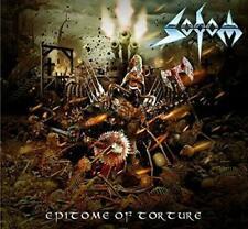 Epitome of Torture SODOM CD