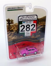 Greenlight 1/64 Scale 13260-F - Classic Volkswagen Beetle - #282 Mexico
