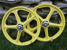 "Skyway Tuff Wheels II, 5 Spoke Mag Wheels Fits 20"" Tire 3/8 Thread Coaster Brake"