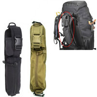 Tactical Molle Accessory Pouch Backpack Shoulder Strap Belt Bag Hunting Tools