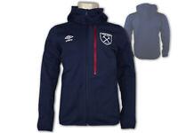 Umbro West Ham United Kapuzenjacke WUFC Pro Fleece Jacket Sport Freizeit S - XL